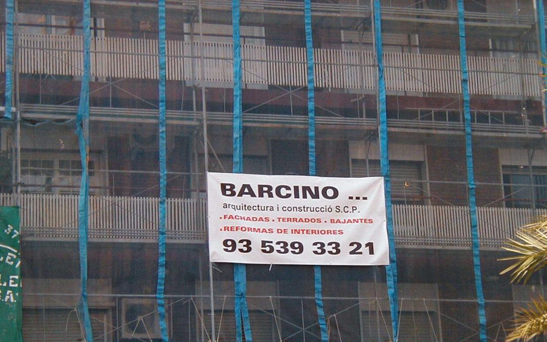 Construcciones Barcino Rehabilitación Comunidades Ayudas Económicas Barcelona
