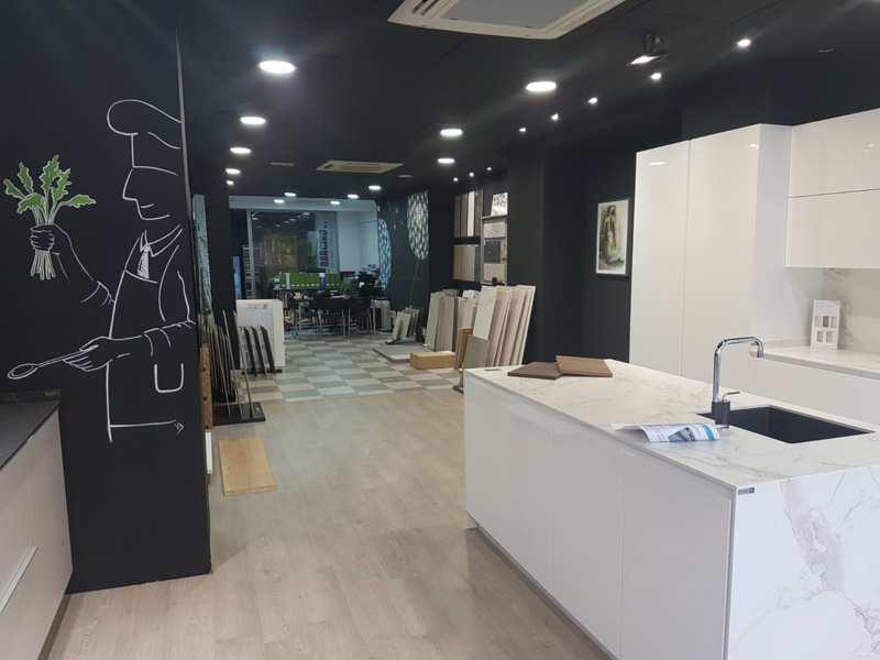 refromas en barcelona interior local Barcino Construcciones